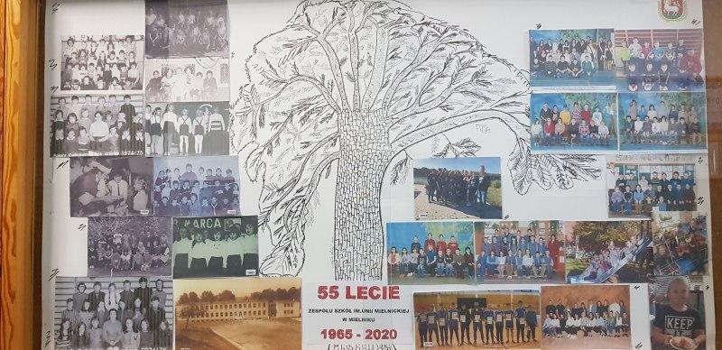 55-lecie Zespołu Szkół w Mielniku