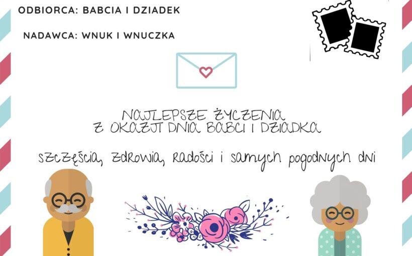 kartka z życzeniami